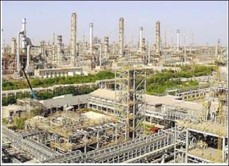 Jamnagar refinery.