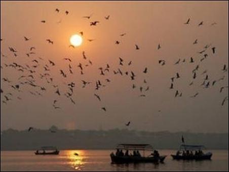 River Ganga.