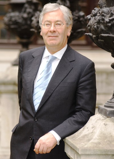 Mervyn King.