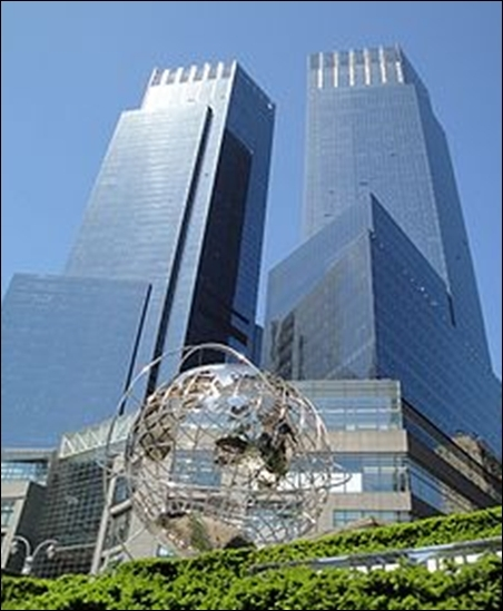 Time Warner Center.