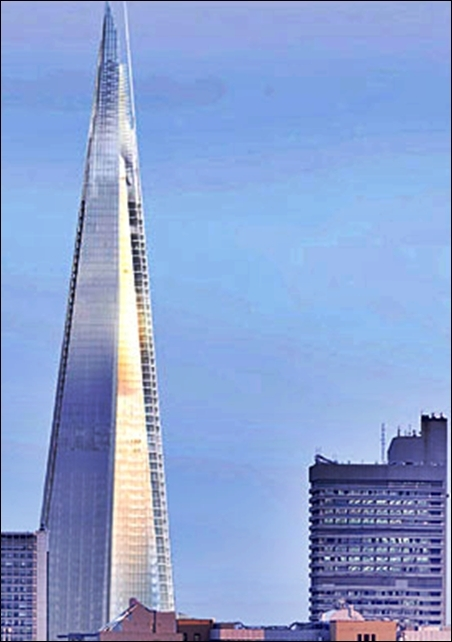 Shard London Bridge.