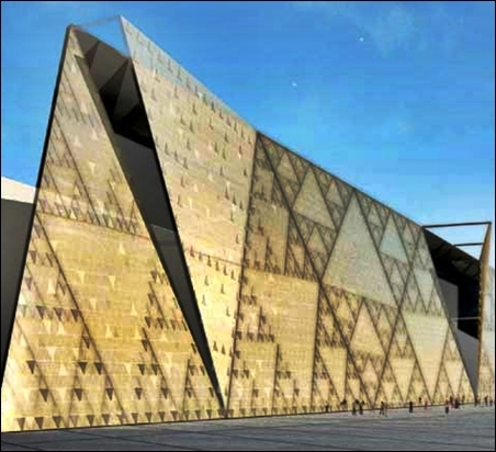 Grand Egyptian Museum.
