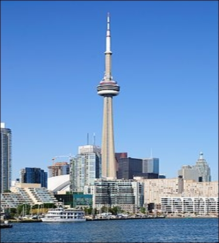 CN Tower.