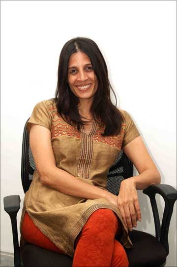 Dr Tara Thiagarajan, chairperson and managing director, Madura Micro Finance Ltd.