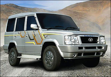 The Rs 5.23 lakh Tata Sumo Gold