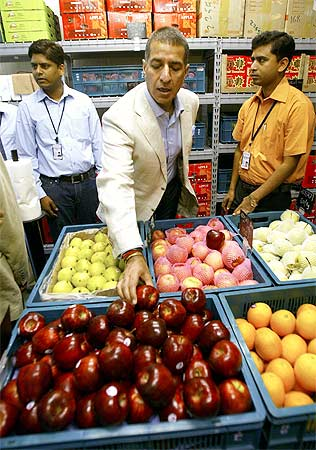 Indians' spending on FMCG at malls set to skyrocket