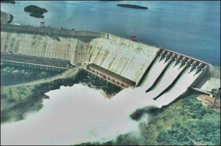 Guri Dam.