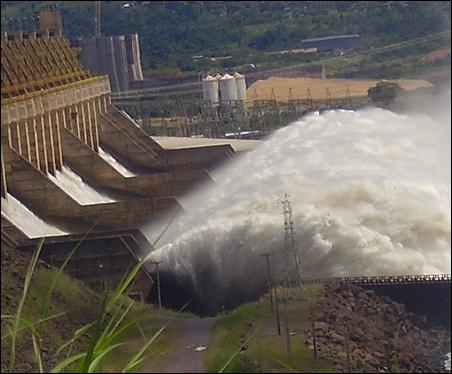 Tucurui Dam.