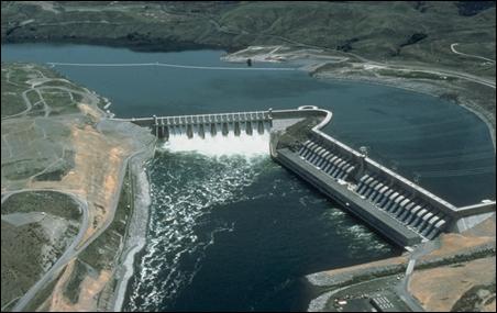 Chief Joseph Dam.