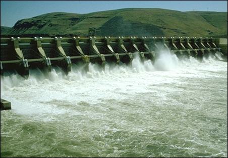 John Day Dam.