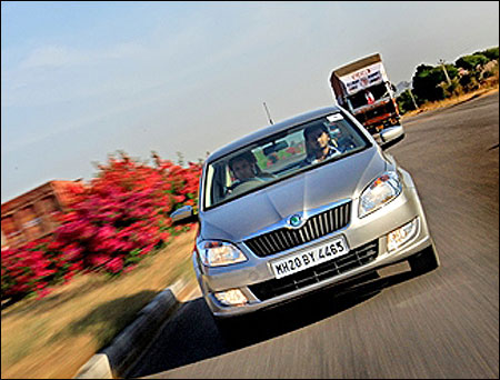 The Rs 6.75 lakh Skoda Rapid launched