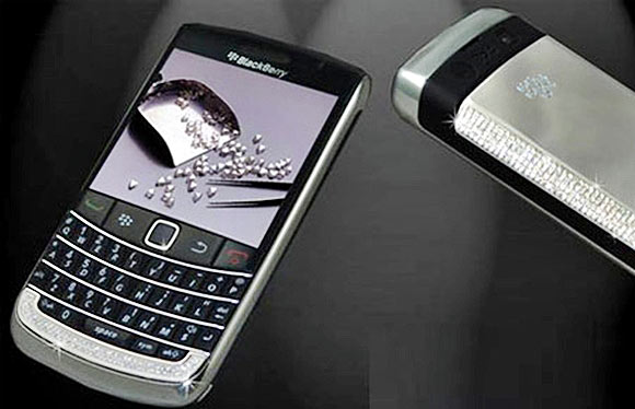 BlackBerry 9700 Bold 2 Elite.