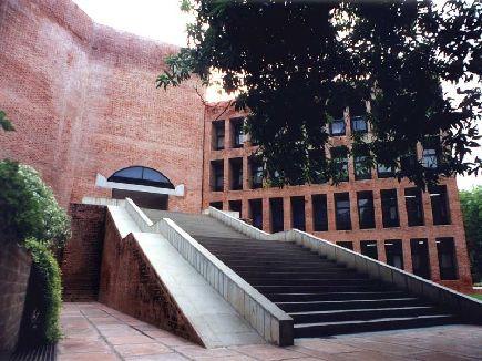 IIM Ahmedabad.