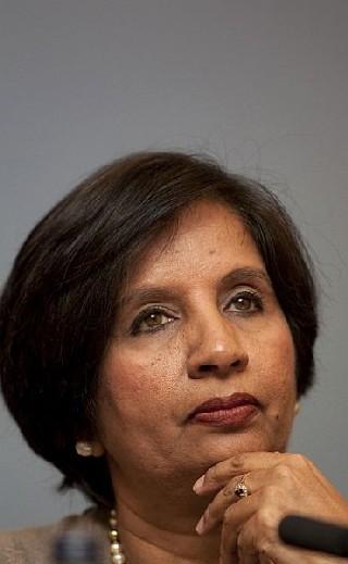 Ambassador to US Nirupama Rao