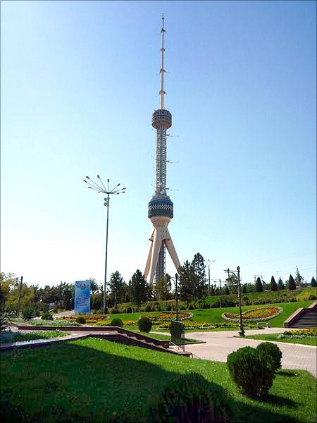 Tashkent Tower.