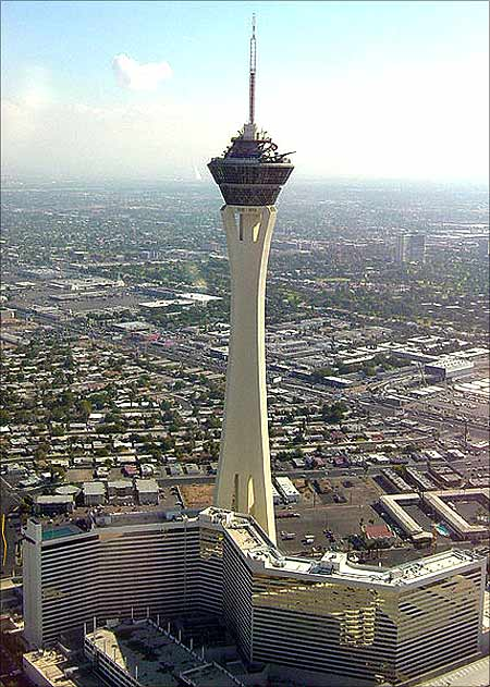 Stratosphere Tower.