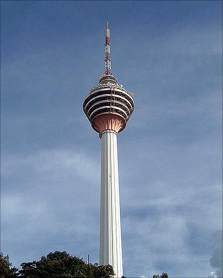 Kuala Lumpur Tower.