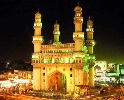Charminar, Hyderabad.