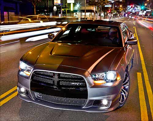 Dodge Charger SRT.