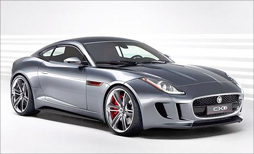Jaguar C-X16.