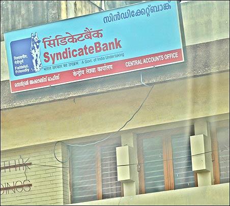 Syndicate Bank.