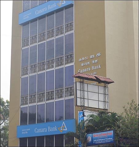 Canara Bank.