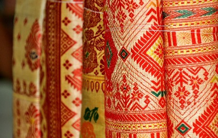 What makes Assam's Muga silk as expensive as gold!