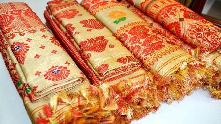 Muga Silk Types And Varieties Of Muga Silk Fabric