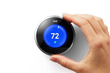 The Nest is a smart device.