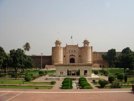 Lahore Fort, Pakistan.