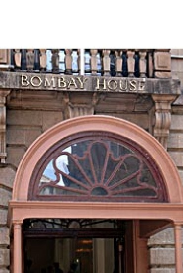 Bombay House, Tata Sons' head office.
