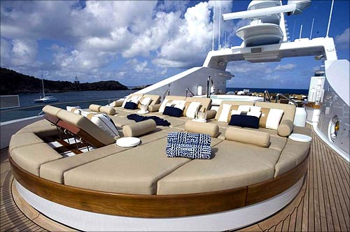Inside The Most Luxurious Yachts