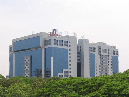 Tidel Park in Chennai.