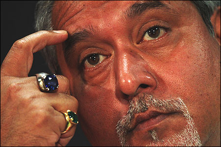 What is Vijay Mallya doing to keep Kingfisher alive?