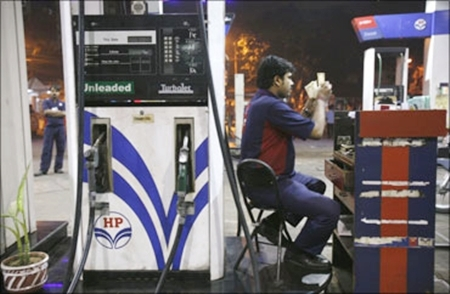 Oil firms revise the rates for petrol on the 1st and 16th of every month.