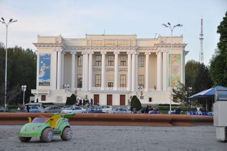 Dushanbe, Tajikistan.