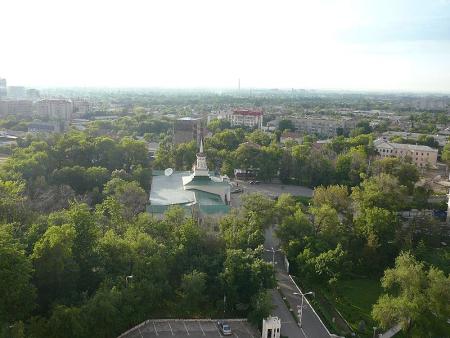 Bishkek, Kyrgyztan.