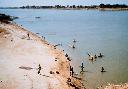 NDjamena, Chad.