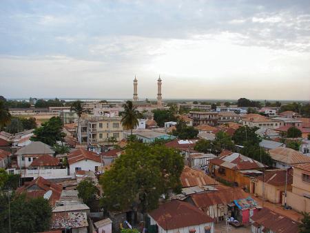 Banjul, Gambia.