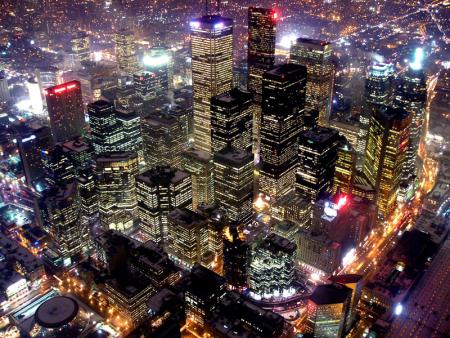 Toronto, Canada.