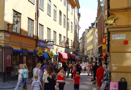 Stockholm, Sweden.