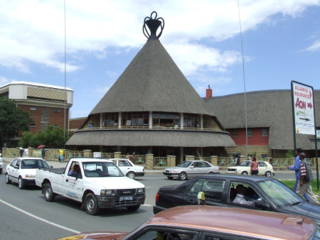 Maseru, Lesotho.