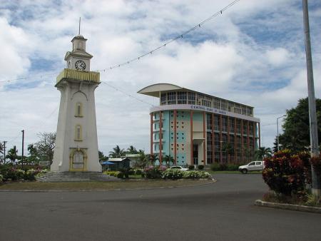 Apia, Samoa.