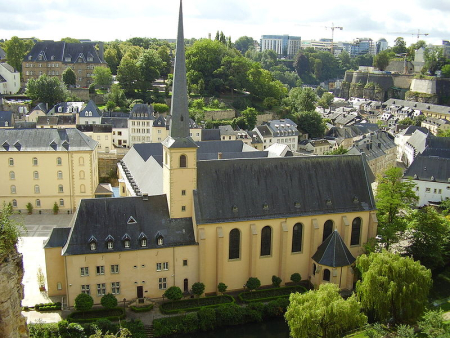 Luxembourg, Luxembourg.