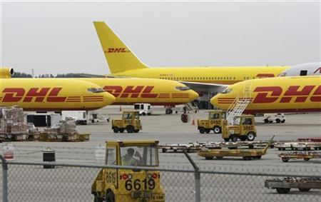 Deutsche Post DHL is the world's largest logistics group.