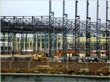 Tata factory in Singur