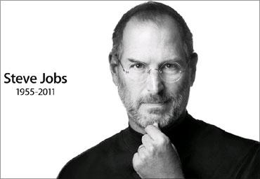 Steve Jobs, 56, died in California on Wednesday.