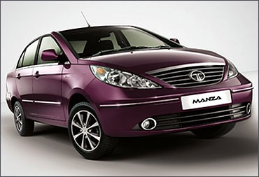 Tata Motors is showcasing its Manza sedan and Prima range of world trucks at the Johannesburg International Motor Show in South Africa, with plans to ...