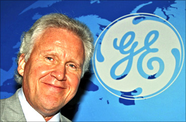 General Electric Co Chief Executive Jeff Immelt.