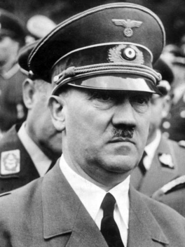 Adolf Hitler stopped three German winners from accepting the award.